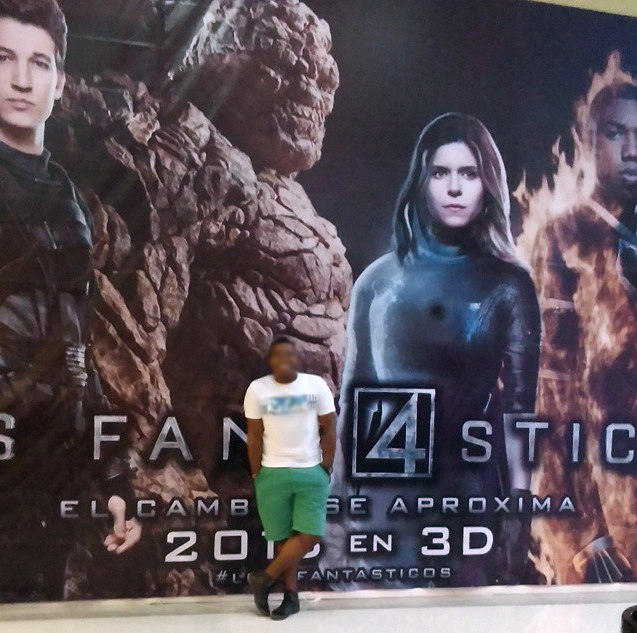 fantastic four thing