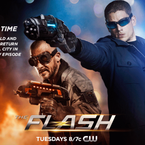 Captain Cold and Heat Wave return next week on The Flash