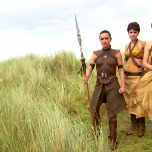 Meet the Game of Thrones' deadly Sand Snakes featurette