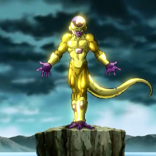 Frieza shows off his ultimate form in Dragon Ball Z: The Resurrection of F