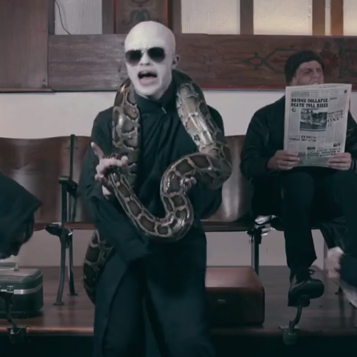 Harry Potter 'Uptown Funk' parody makes you want to dance!
