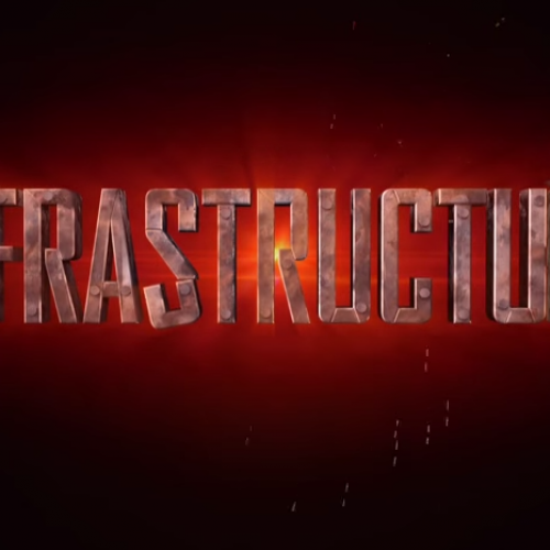 Last Week Tonight: The next blockbuster hit 'Infrastructure'