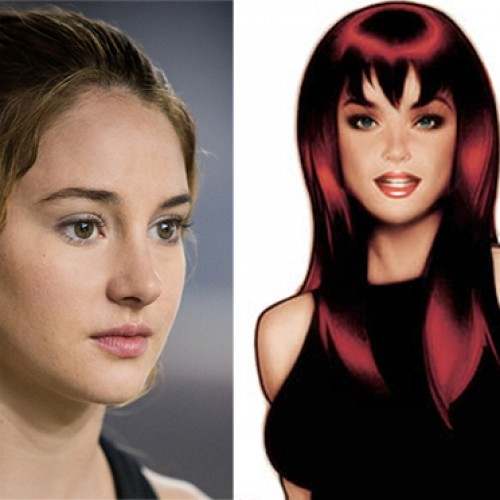 Shailene Woodley is still down to play Mary Jane in next Spider-Man film