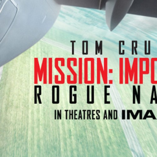 Ethan Hunt is back in new Mission: Impossible Rogue Nation trailer