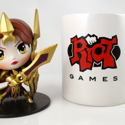 Riot Games merchandise shop explodes with awesome figures