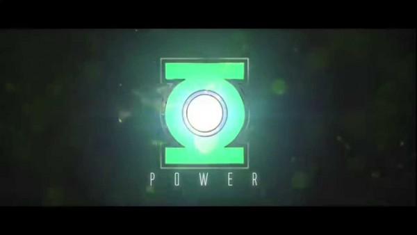 power green lantern