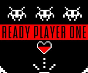 Ready Player One - Cover Photo