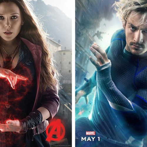 Aaron Taylor-Johnson says Scarlet Witch is important to Quicksilver in Avengers: Age of Ultron