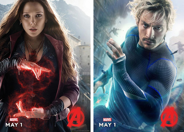 scarlet_witch_quicksilver_avengers_age_of_ultron_poster