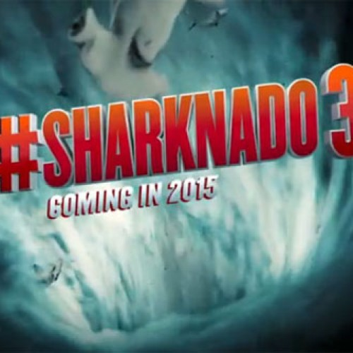 Sharknado 3 gets a title and premiere date