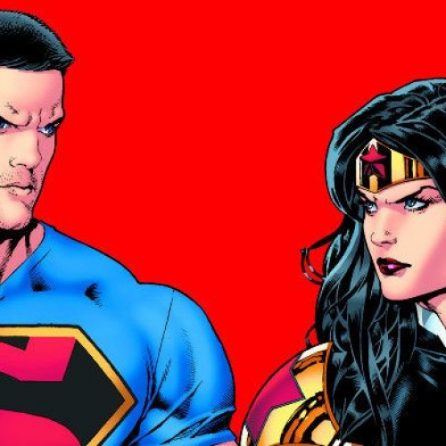 Superman and Wonder Woman get a new look