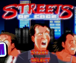 streets of cage