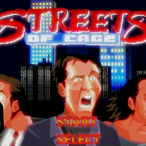 Streets of Cage – When Nicolas Cage meets Streets of Rage