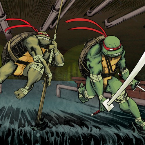 Surprising death from IDW's Teenage Mutant Ninja Turtles?