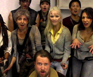 the walking dead taylor swift cosplay music video