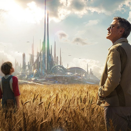 Three new clips for Disney's Tomorrowland including jet pack ride