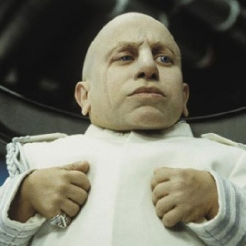 Mini-Me from Austin Powers is hospitalized after attending a con