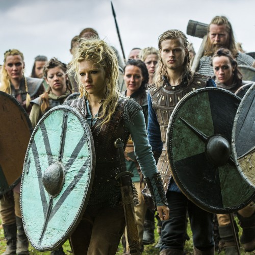 Vikings head to Paris this week – New stills, clips