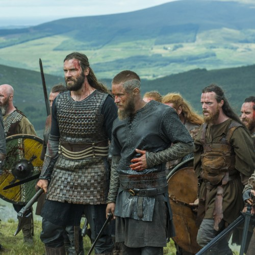 Vikings episode 3 'Warrior's Fate' photos and previews