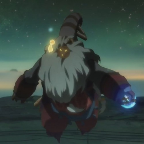 Riot releases stunning new animated short, Bard: Mountain