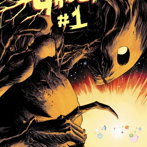 More Groot for comic book fans