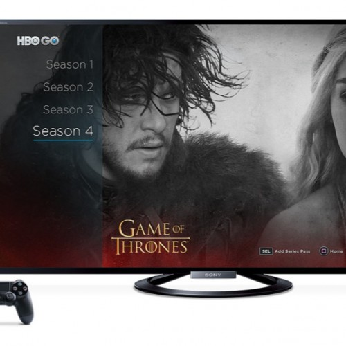 HBO Go finally available on PS4