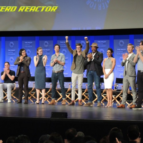 Paleyfest 2015 presents CW's The Flash