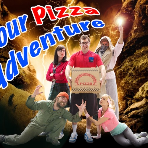 Your Pizza Adventure, the interactive movie game app