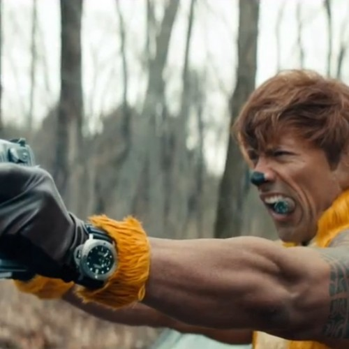 'The Rock' and SNL bring us an awesome live-action Bambi