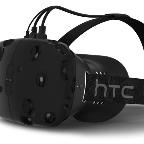 Say hello to Valve's VR headset, the HTC Vive