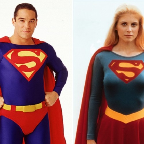 Dean Cain and Helen Slater to play Supergirl's parents in new show
