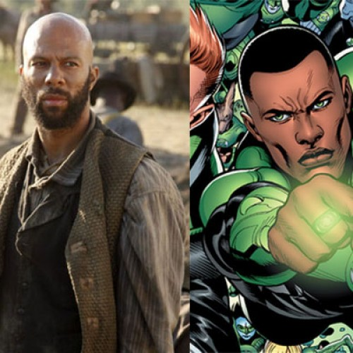 Common would still be excited to play Green Lantern
