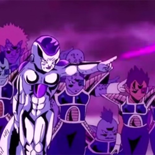 Let Goku and Frieza dazzle you with some new moves
