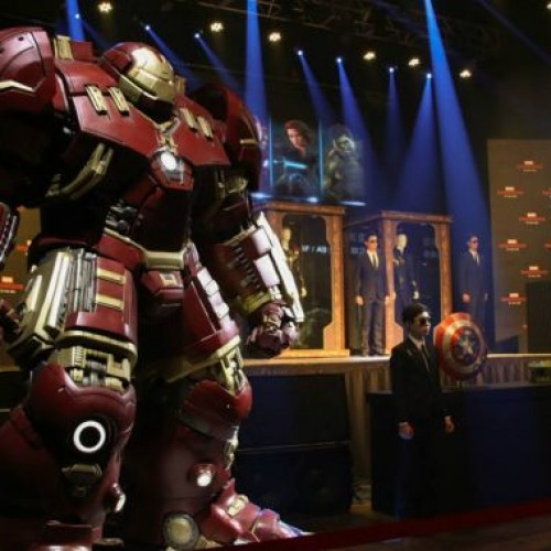 Life-size Hulkbuster could be yours for just $21,500