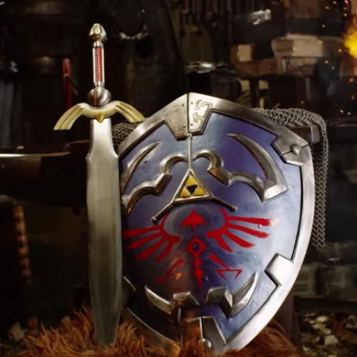 Man at Arms: Reforged goes defensive with a recreation of Link's shield