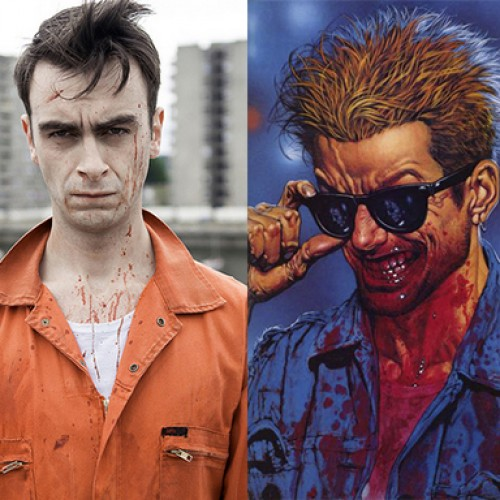 AMC gets Misfit's Joseph Gilgun to play Cassidy in Preacher