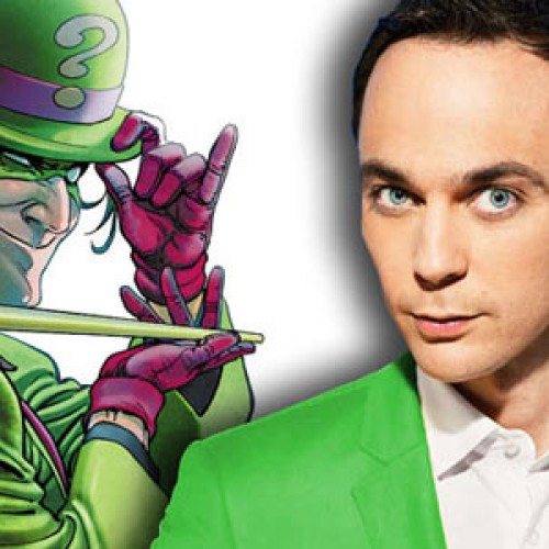 Big Bang Theory's Jim Parsons wants to play The Riddler