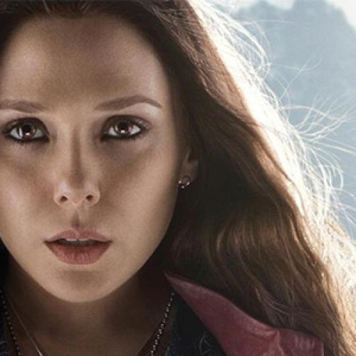 Scarlet Witch and Quicksilver are ready to wreak havoc in these Avengers: Age of Ultron posters