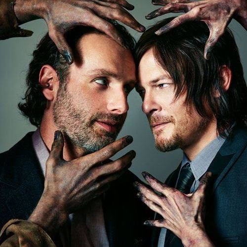 Norman Reedus on if Daryl is gay: 'I would rock that story. I'm not afraid of it'