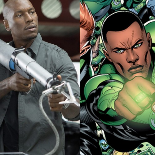 Tyrese admits he annoyed Warner Bros. with Green Lantern campaign