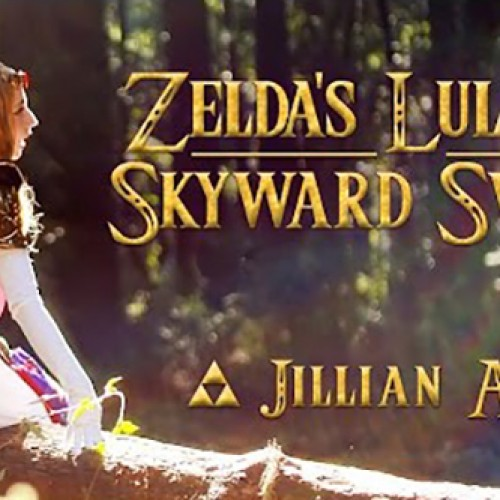 Jillian Aversa sings Ocarina of Time's 'Zelda's Lullaby'