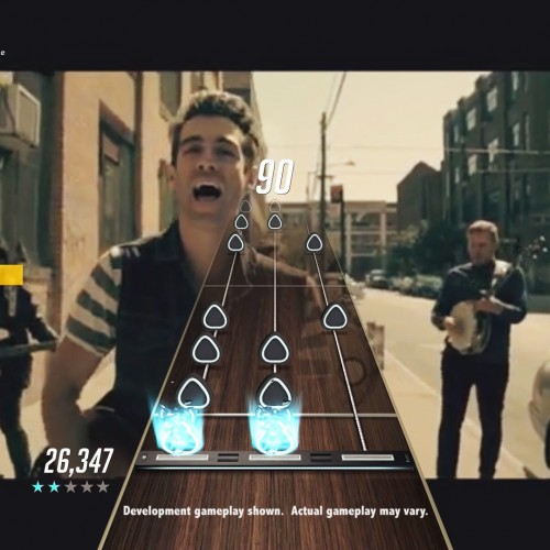 Guitar Hero Live, bringing a new experience to the franchise