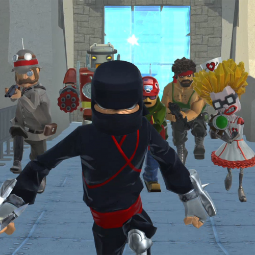 Jagex releases new game, Block N Load, to Steam
