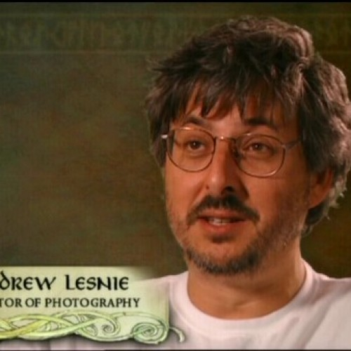 Lord of the Rings cinematographer Andrew Lesnie passes away at age 59