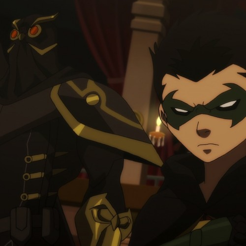 Talon talks to Damian in new Batman vs. Robin clip