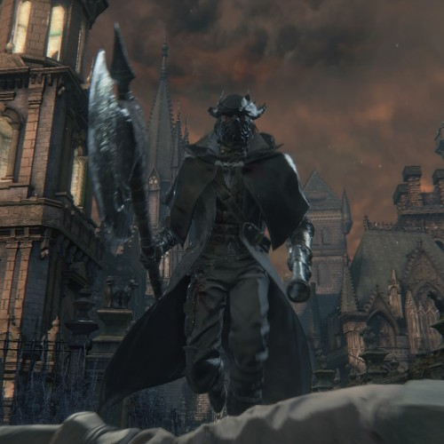 Bloodborne PS4 review – Less souls, more blood, same rage quits