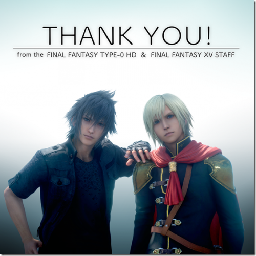 Final Fantasy Type-0 HD ships 1 million worldwide