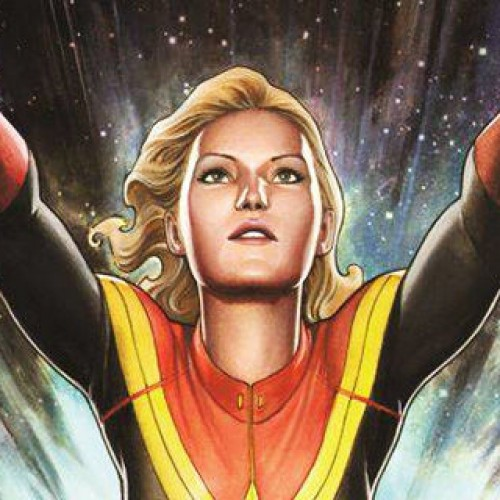Captain Marvel to get Guardians of the Galaxy and Pixar's Inside Out writers?