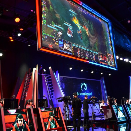 NA League of Legends CS Finals Day 1 – TIP vs TL
