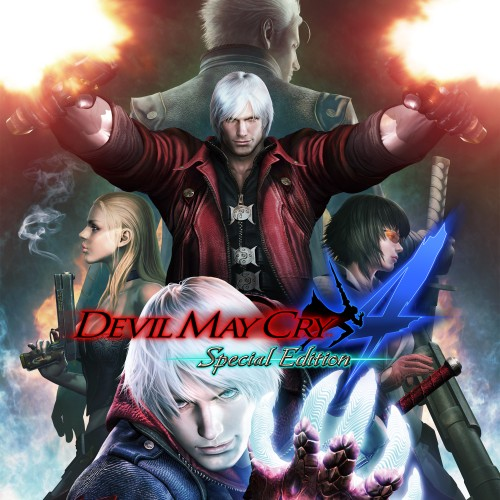 Devil May Cry 4 Special Edition coming June 23